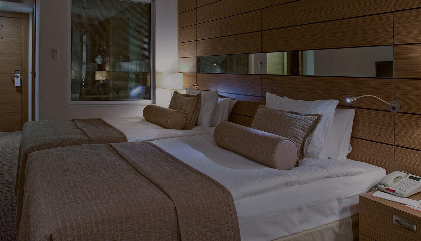 Текстиль для отелей
